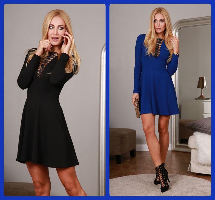 Dámske elegantné šaty :)