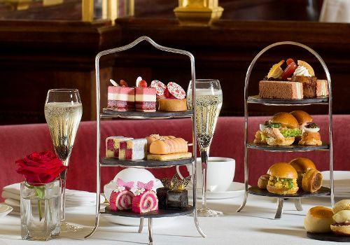 Afternoon Tea at Hotel Cafe Royal - Regent Street, London
