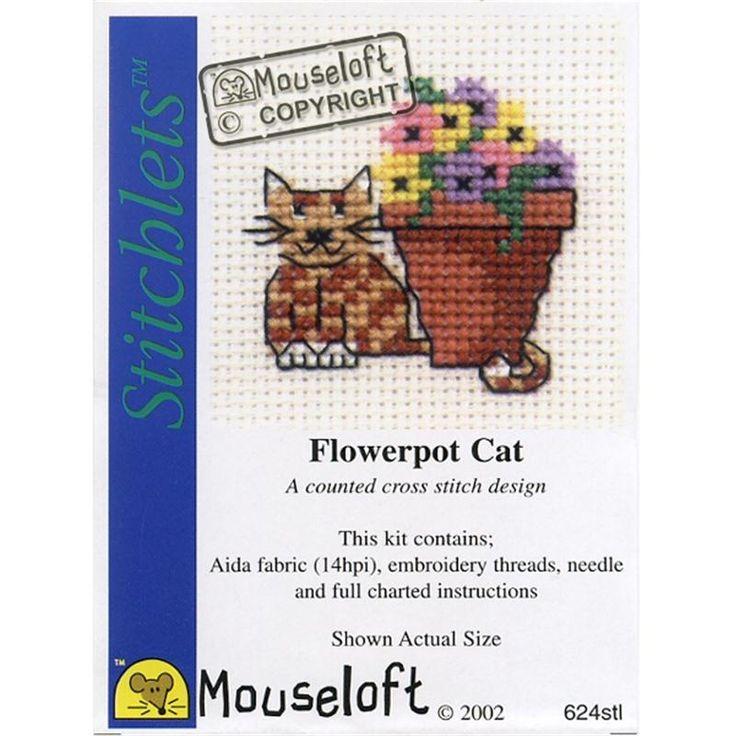 445 besten Mouseloft Bilder auf Pinterest | Gezählter kreuzstich ...