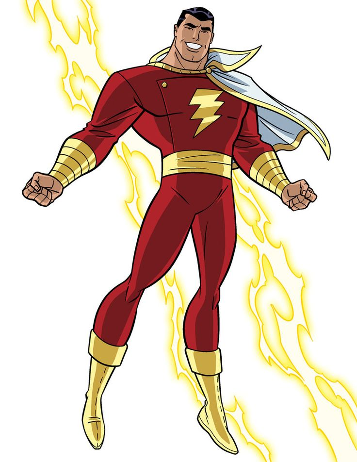 How To Draw DC Heroes - Captain Marvel/Shazam by TimLevins on DeviantArt
