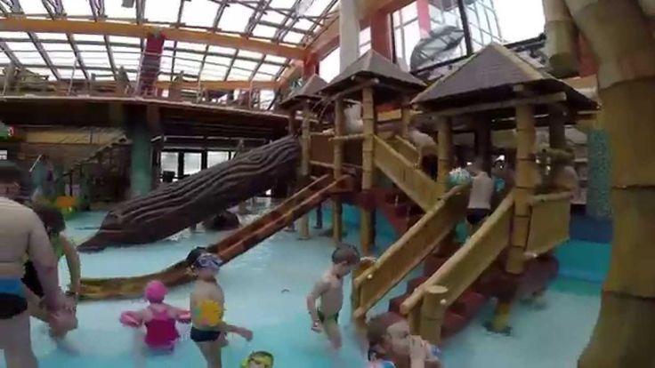 Aquapark Tatralandia z dziećmi | Tatralandia aquapark with kids | Liptow...