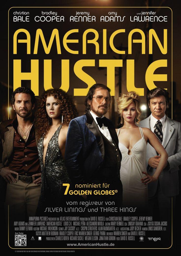 American Hustle (2013) Афера по-американски
