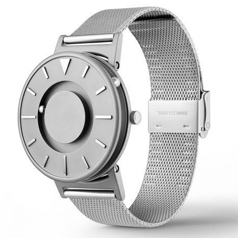 The Bradley, a watch originally designed for blind people
