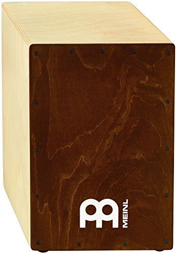 #5: Meinl Percussion SCAJ100NT-LB Baltic Birch Snare Cajon Natural Body with Light Brown Frontplate Meinl Percussion SCAJ100NT LB Natural Frontplate is rated as one of the top selling products online in Musical Instruments  category in Canada. Click below to see its Availability and Price in YOUR country.