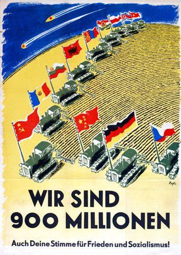 Die DDR (Deutsche Demokratische Republik) wurde am 7. Oktober 1949 gegründet, daher galt der 7. Oktober als Nationalfeiertag. Die Gründung der DDR war eine Antwort der Sowjet Union auf die am 23. Mai 1949 gegründete DDR. Diese zwei Staaten waren so ein...