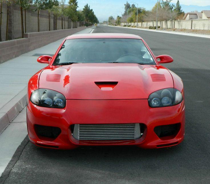EBAY: 99 / 91 Rosso Corsa Red Dodge Stealth Cianci