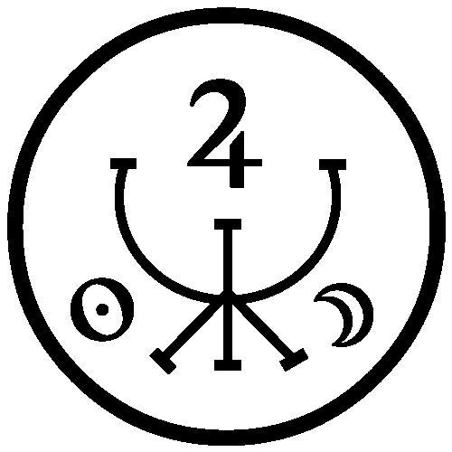 los símbolos mágicos
