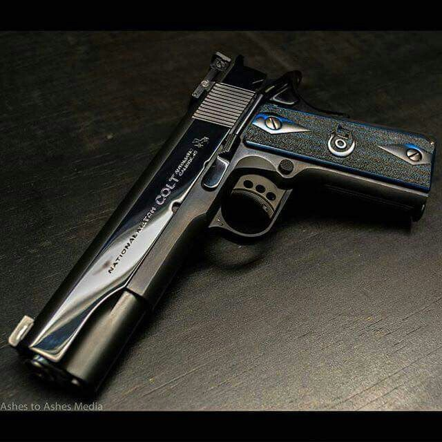 Colt 1911  Find our speedloader now!  www.raeind.com  or  http://www.amazon.com/shops/raeind