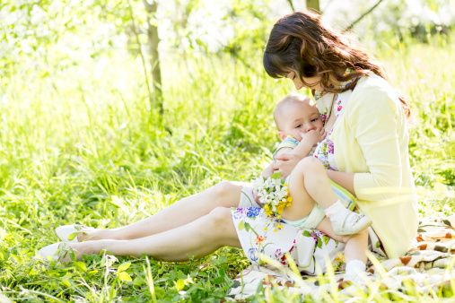Why We Love World Breastfeeding Week