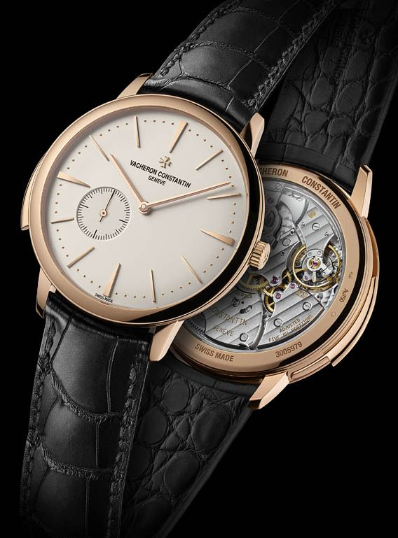 Vacheron Constantin Patrimony Contemporaine Ultra Thin Caliber 1731 Minute Repeater watch
