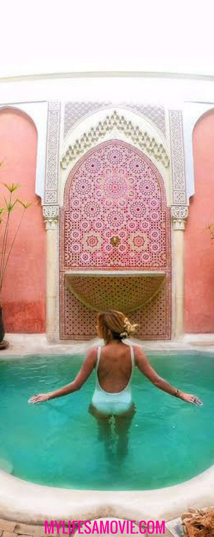 Travel Solo to Morocco with this great list of 6 amazing Moroccan AirBnB riads