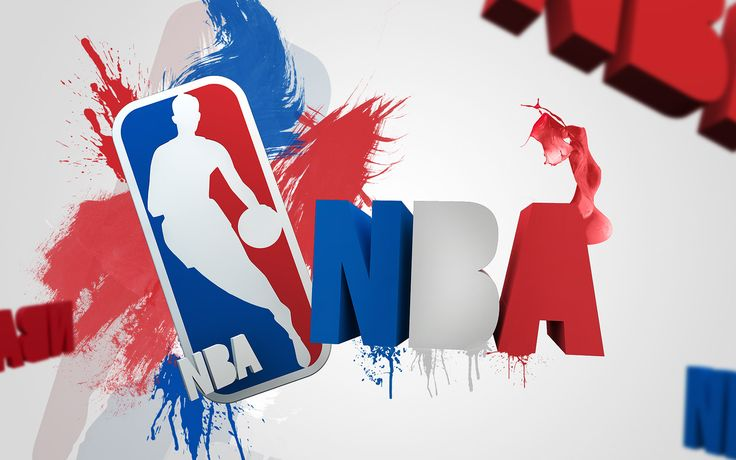 NBA Season 2013 Logo U.S.A.