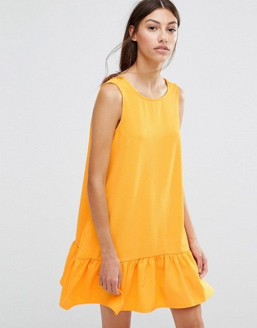 Vero Moda | Vero Moda Dropwaist Dress