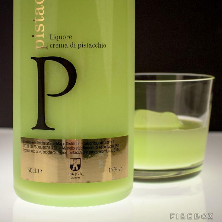 Pistachio Cream Liqueur