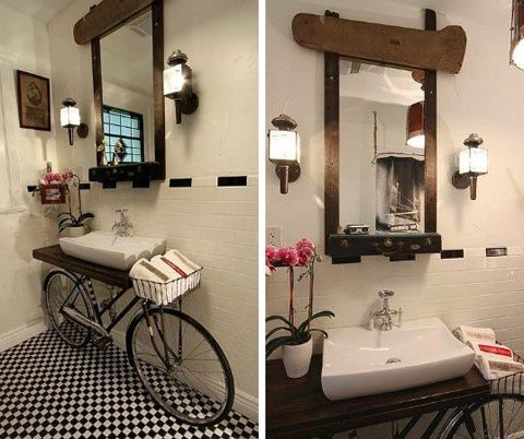 I found these BEAUTIFUL Vanities while looking for ideas for a RENO... LOOOOVE IT !!!!! ^_^ bathroom vanities - Google Search