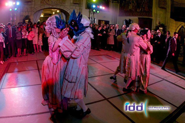 Baile de disfraces