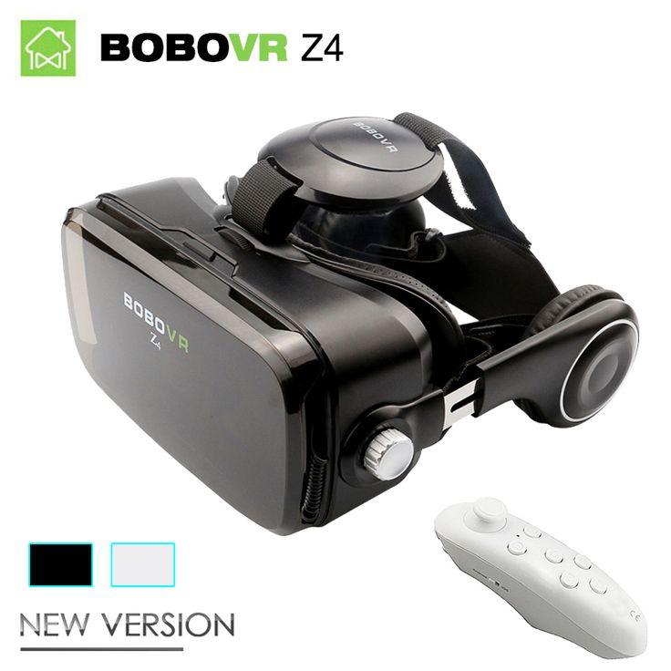 Cheap vr box, Buy Quality box 2.0 directly from China bobo vr Suppliers:     Original BOBOVR Z4/Z4 Mini Virtual Reality 3D VR Glasses Immersive google cardboard bobo vr box 2.0 for 4.0''-6.0''