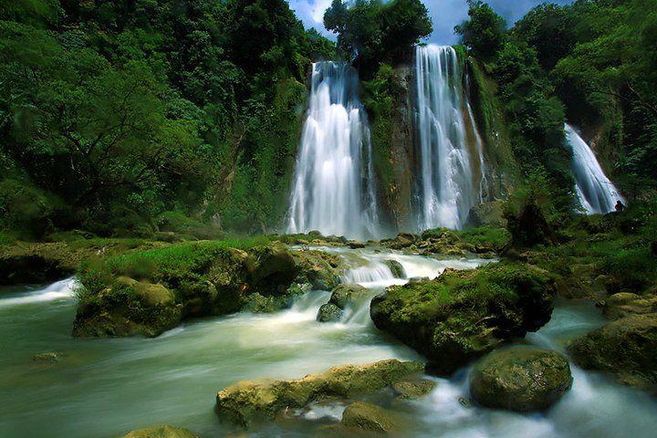 Water Falls, Ujung Genteng - Sukabumi