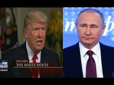 Donald Trump Repeats His Respect for 'killer' Putin in Fox News Interview | Off Topics  Donald Trump has once again defended Vladimir Putin against accusations that he is a killer telling Fox News: Weve got a lot of killers. What do you think our countrys so innocent?  The US president appeared to place the US and Russia on the same moral plane in an interview broadcast before the Super Bowl kicked off in Houston Texas. Asked by host Bill OReilly if he respected Putin Trump replied: I do…