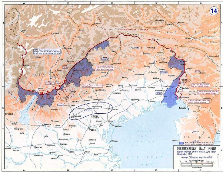 Quinta battaglia dell'Isonzo