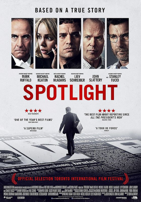 Watch Spotlight (2015) Full Movies (HD quality) Streaming