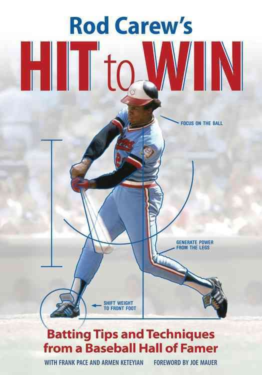 In the more than 40 years since Rod Carew debuted in the big leagues, he's watched thousands of great and not-so-great hitters while discerning the fundamentals of success at the plate. Countless hour