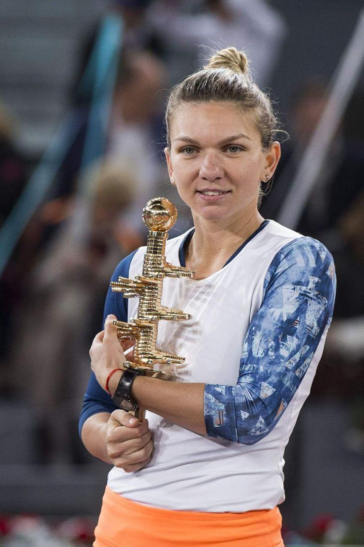 Simona Halep  #SimonaHalep Mutua Madrid Open Tennis May 2017 http://ift.tt/2uQmBpJ