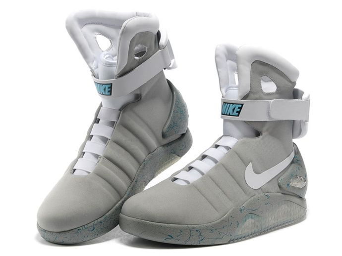mint nike back to future shoes