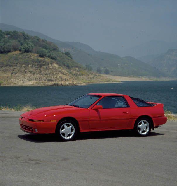 1991 - 1992 Toyota Supra