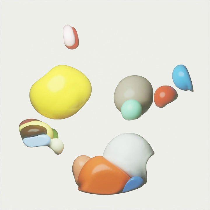 David McLeod / Colour Cycle #motion #animation #3D