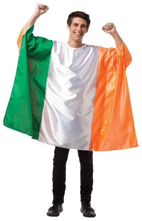Awesome Costumes Flag Tunic-Ireland just added...