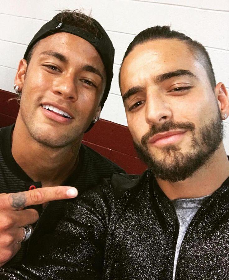 Ai meu Borro Cassete! E esse encontro de Maluma e Neymar??