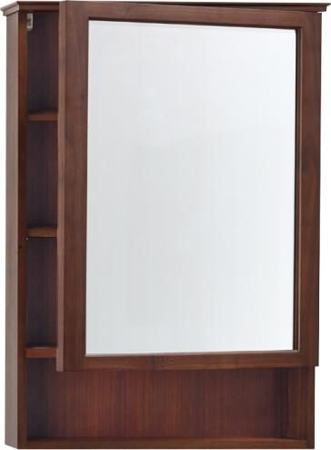 "Ronbow 24"" Transitional Style Wood Medicine Cabinet"