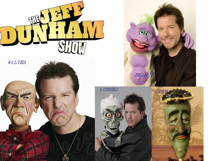 26 Best Images About Jeff Dunham's Page On Pinterest