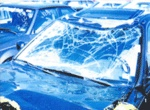An properly installed windshield may save Your Life!