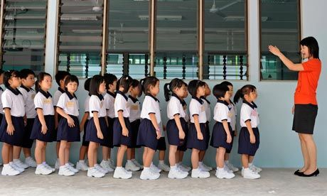 Lessons on education from Singapore | Michael Barber