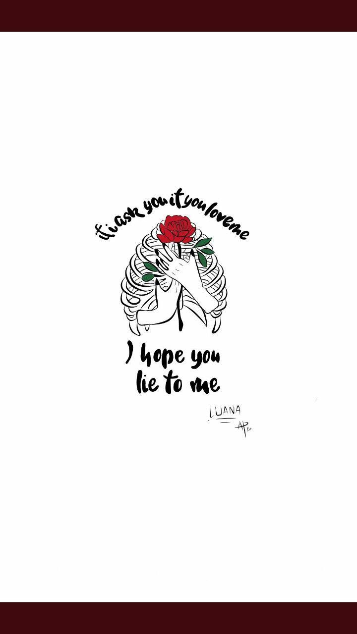 Lie To Me - 5sos | 5sϴs ϻϒ lῖfϵ | Me too lyrics, 5sos lyrics, Lyrics
