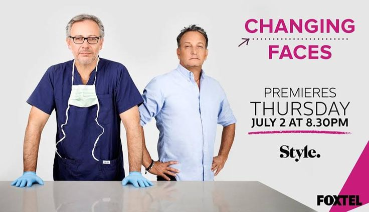 Changing Faces will air on July 2nd. The show will follow Dr Zacharia and Dr Penn as they invite us into their Sydney clinics to not only cut through the stigma of cosmetic surgery but to give us a personable look at being a surgeon along with the dedication and hard work needed to maintain them as leaders and innovators in their industry.