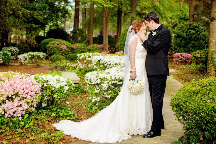 Classic Pinehurst Wedding by Amy Allen Photography --- Melissa Hearts Weddings