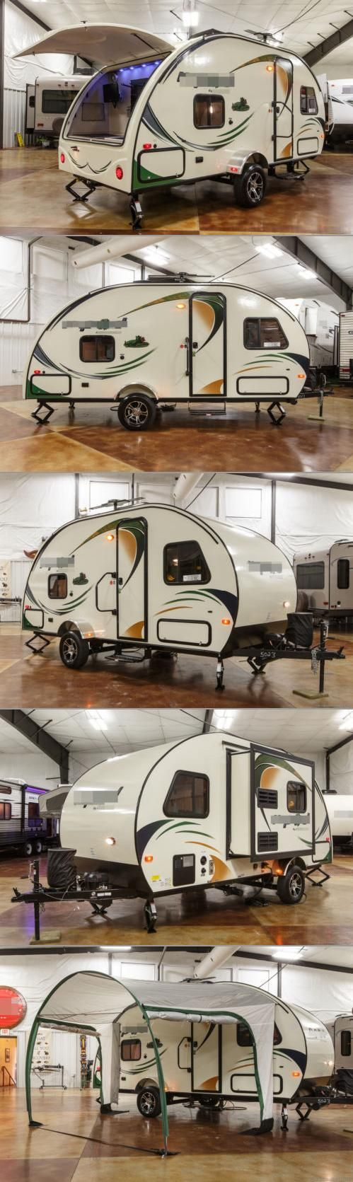 Want to get away from it all, and take it with you? You can with a bunkhouse travel trailer. Fully heated, with a/c, tons of storage, a full kitchen and bath all built to let you make the most of every weekend!