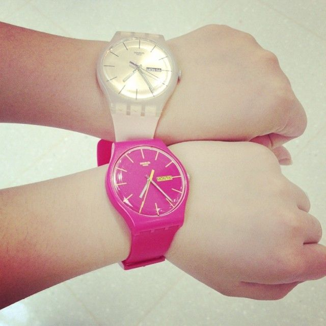 #Swatch: Uhren, Instagram, Watches, Swatch