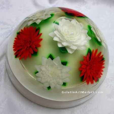 how to make clear jelly with gelatin