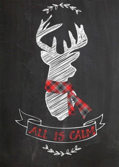 all is calm {free printable} I am going to print this and put it up and laugh at it every time I see it.