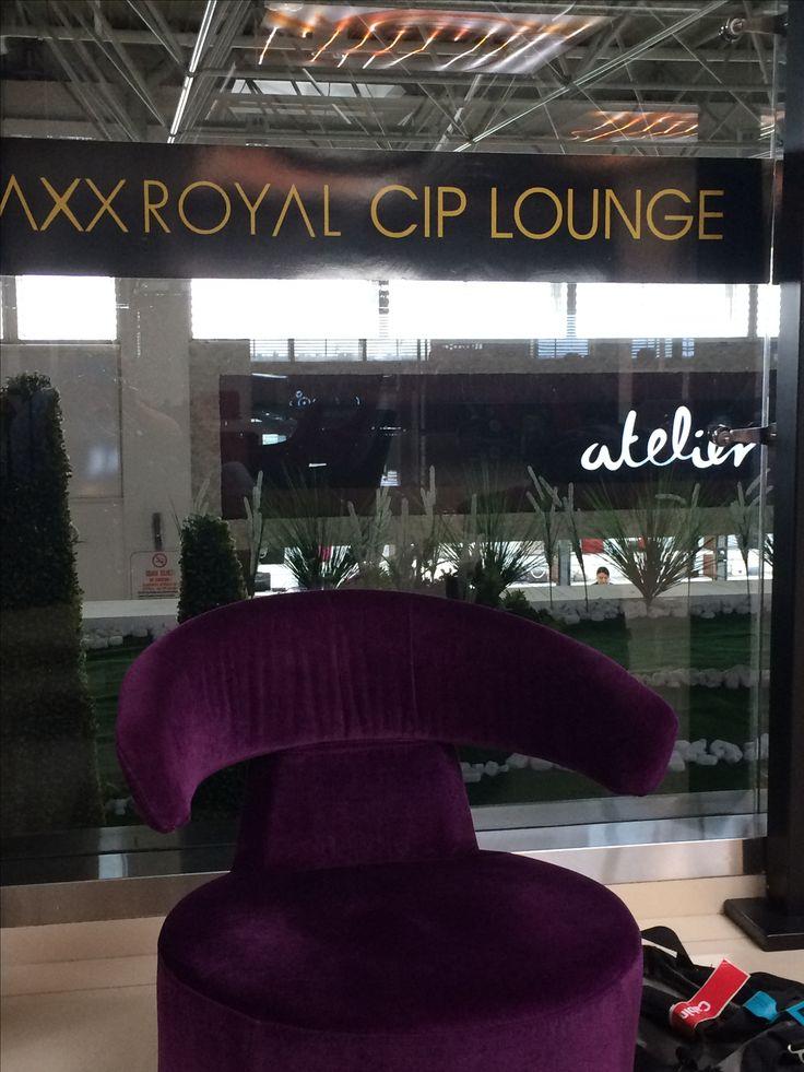 VIP lounge in  Antalya AirPort