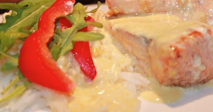 Dagens middagstips fra Fru Jenssen :)     I dag var det fisk på menyen i heimen. Jeg er velsignet med unger som spiser alt, så fisk er ...
