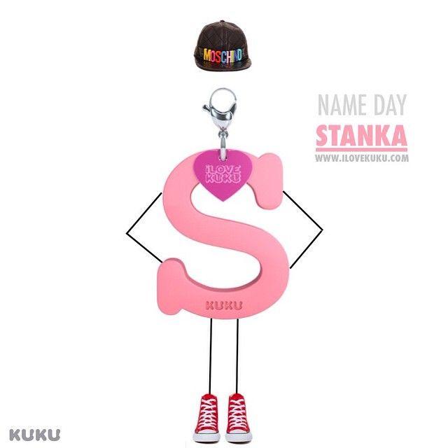 Happy Name Day Stanka Make happy yourself or your friends Send KUKU as a gift #ilovekuku