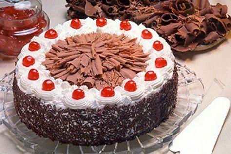 Receitas de Chocolate: Bolo Floresta Negra (3)