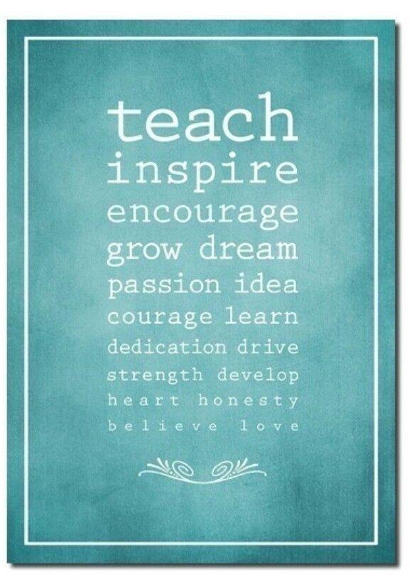 Mijn missie in het onderwijs