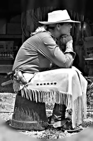 <3 Cowgirl Trina Campbell
