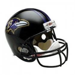 Make a Baltimore Ravens Halloween costume with the following items. It is easy to make your own Baltimore Ravens Halloween costume, or you can...